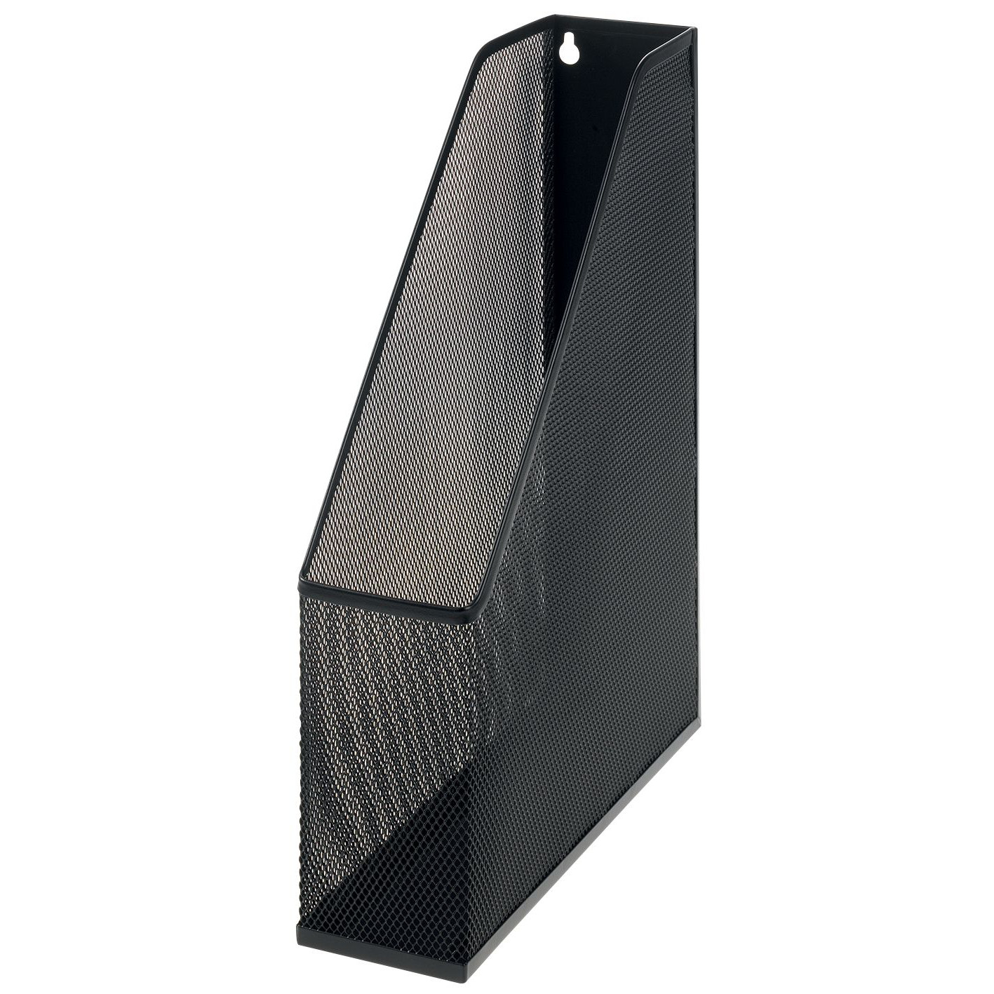 Magazine Rack Mesh Black