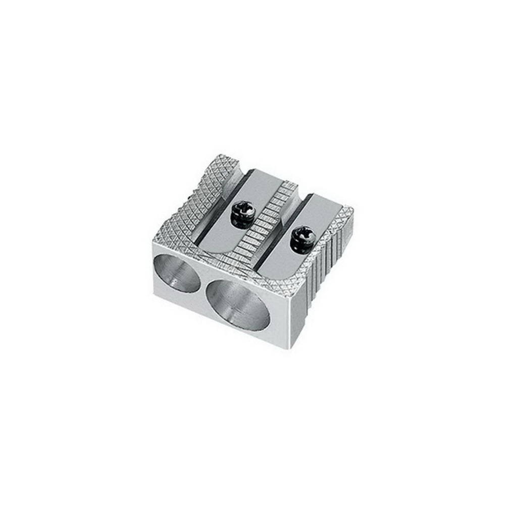 Sharpener Metal Double Hole