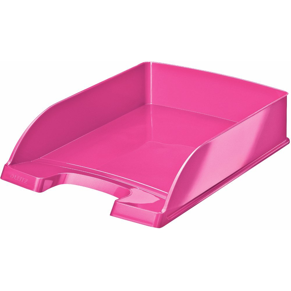 Desk Tray Leitz WOW Pink