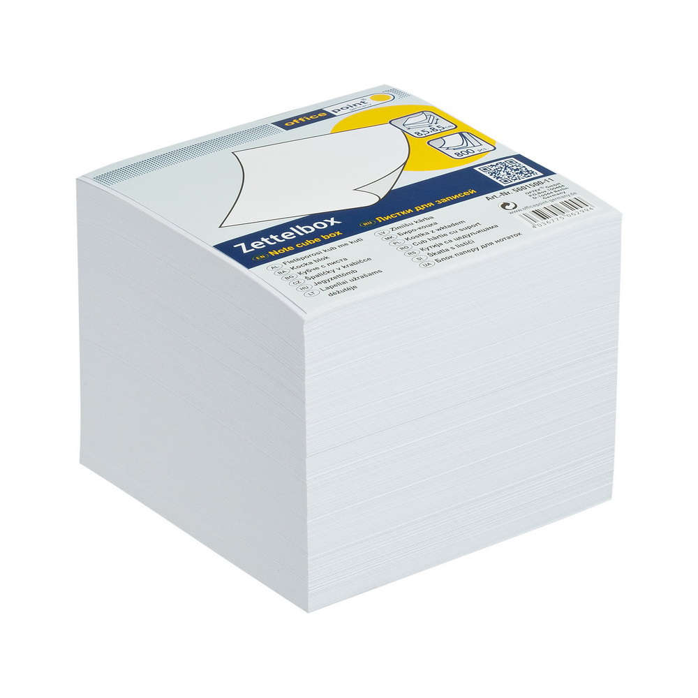 Refill for Block Note Holder x 800 sheets