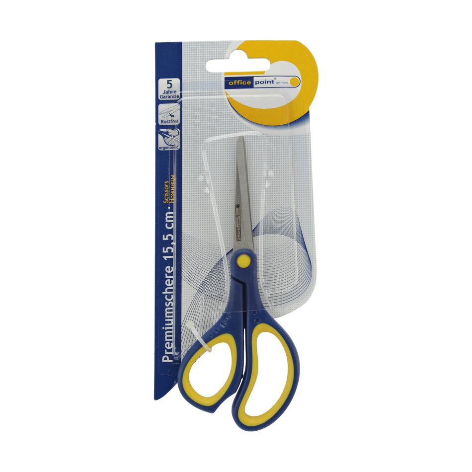 Scissors Soft Grip 15.5cm (6 inch)