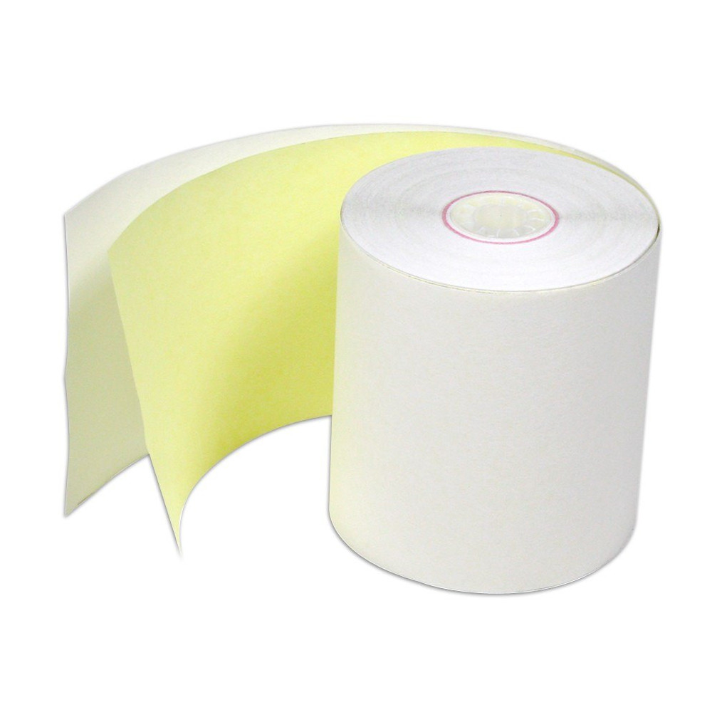 Cash Roll 44mm x 25mtr 2ply Chemical