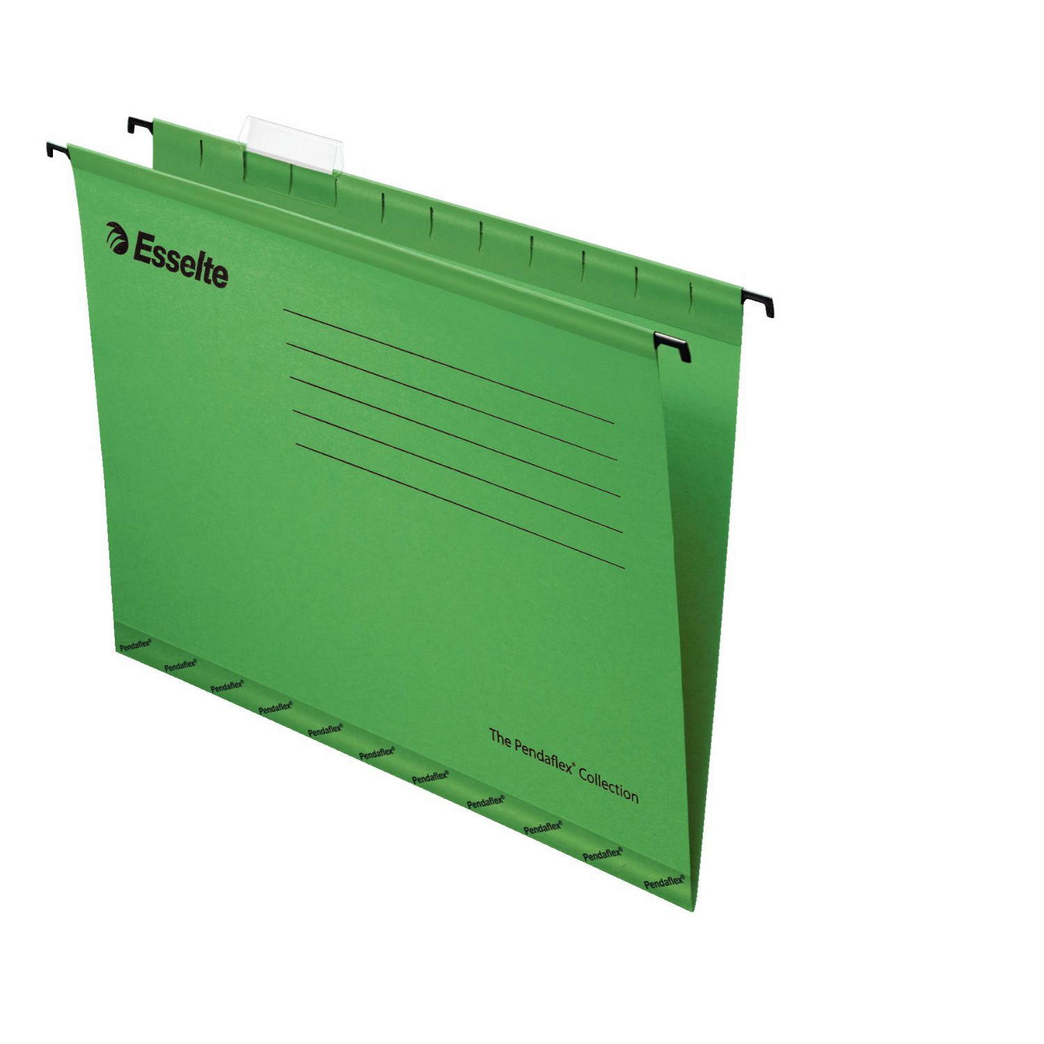 Hanging / Suspension Files Foolscap Green x25pcs