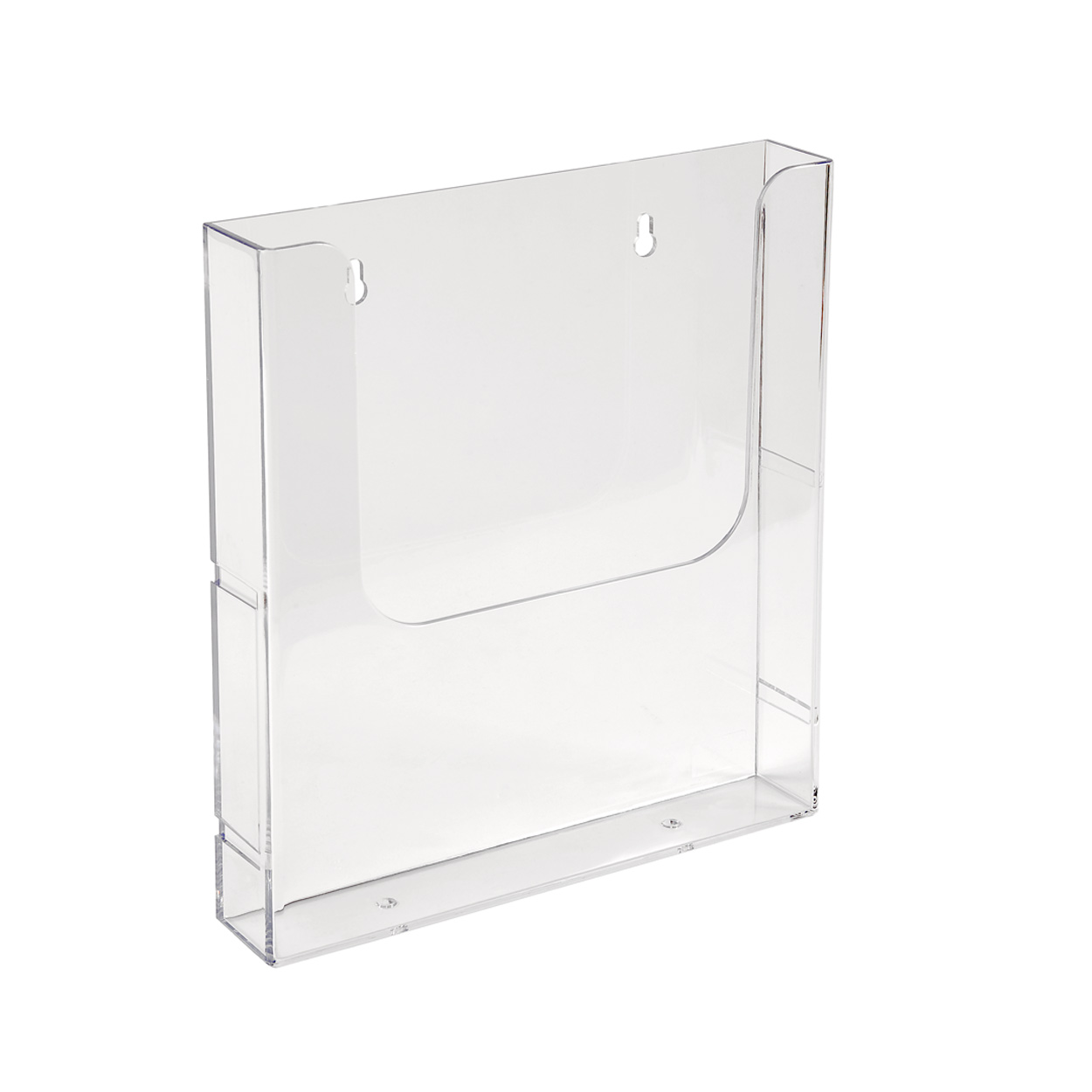 Brochure Holder A5 Wall Mount x 1 Compartment