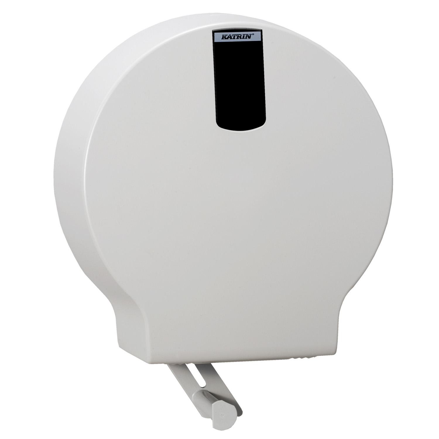 Jumbo Toilet Roll Dispenser White