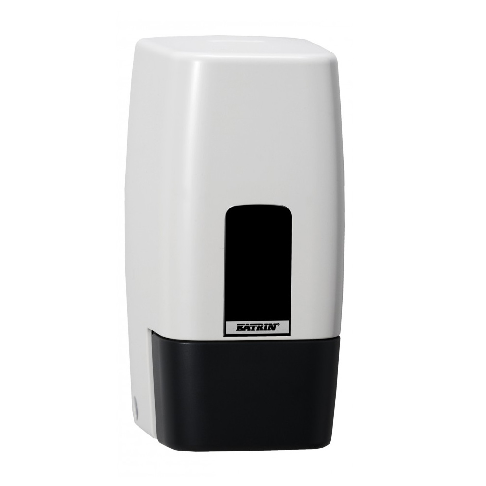 Soap Dispenser PVC Cloudy White