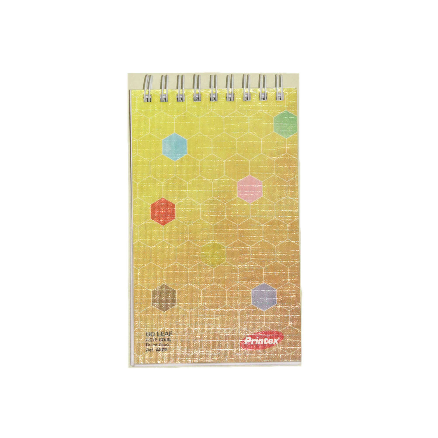 A6 Top Spiral Notebook x 160 pages
