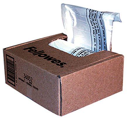 Shredder Bags & Oil